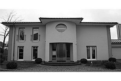 Architekturburo Fuhrmann Dortmund Einfamilienhaus Kautz