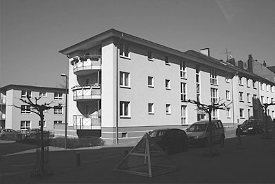 Architekturburo Fuhrmann Dortmund Wohnbebauung Gws